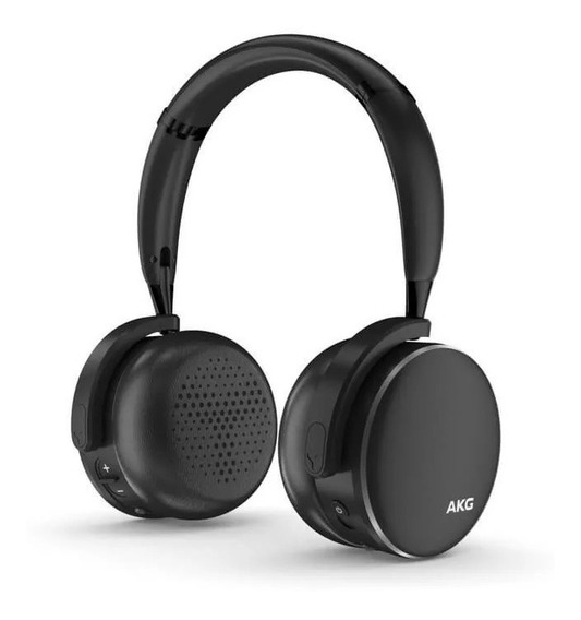 Fone Estereo Samsung Bluetooth On Ear Akg Y500 - Preto