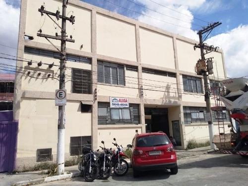 Locação Galpão - Socorro, São Paulo-sp - Rr4206
