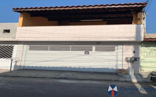 Imagem 1 de 18 de Sobrado Dos Sonhos No Jardim Nova Poá! - Ml3541