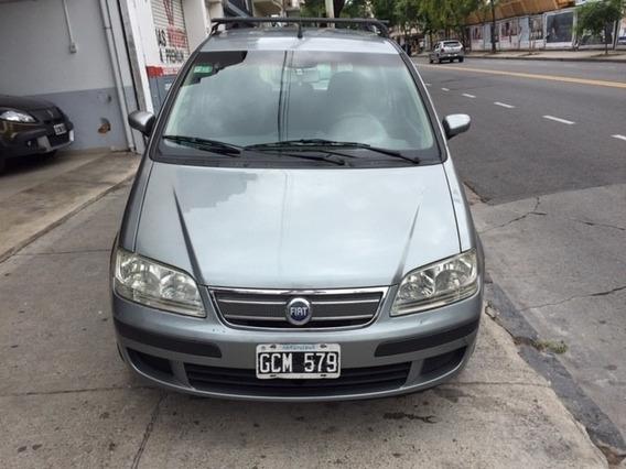 Fiat Idea 2007 Hlx 1.8l Nafta
