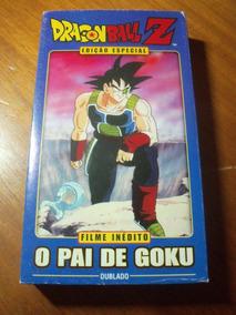 Vhs O Pai De Goku