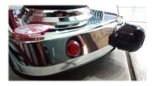 Mini Cocina Eléctrica De Acero-portátil-termostato-viaje