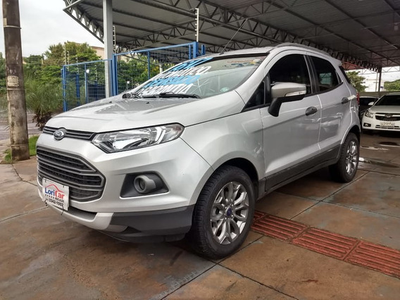 Ford Ecosport Freestyle 1.6 16v Flex 5p Aut 2017
