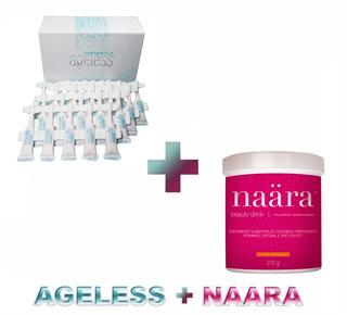 Combo - Caixa 25 Ampolas + Naara Beauty - Frete Grátis!
