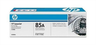 Tóner Ce285ad Hp 85a Dual Pack Laserjet - Negro