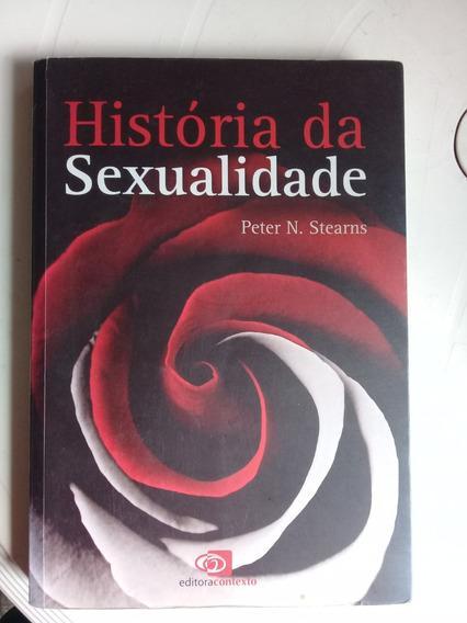 Livro Historia Da Sexualidade 287 Páginas Em Bom Estado