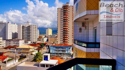 Apto 2 Dorms, Piscina, Ocian, Praia Grande, R$ 200 Mil, Ap00454 - Vap00454