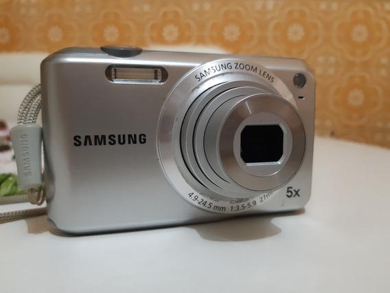 Câmera Digital Samsung Es65 10.1 Megapixels Sem Acessórios
