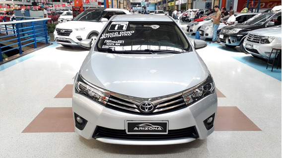 Corolla 2.0 Altis Flex 4p Automático 2016/2017