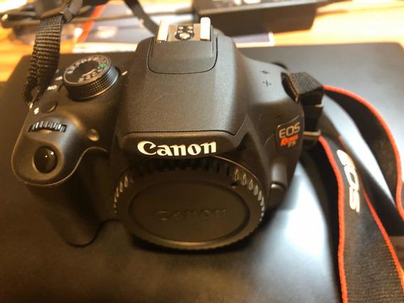Camera Fotográfica + Lentes