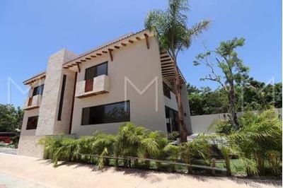 Casa En Venta En Cancun, Lagos Del Sol C5