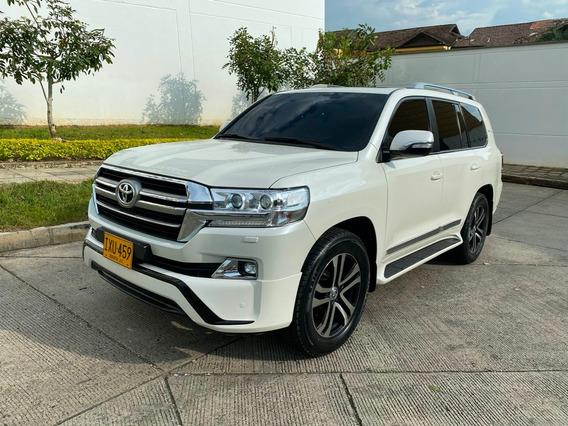 Toyota Sahara Lc200 Platinum Arabe 2017