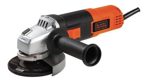 Esmerilhadeira angular Black+Decker G720 de 60Hz laranja 820 W 220 V
