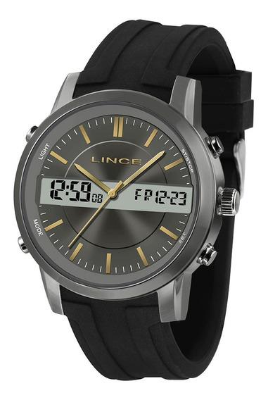 Relógio Lince May4492s G1px - Original Com Nota Fiscal