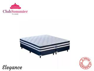 Sommier Y Colchon Simmons Beautyrest Smart Elegance 200x200