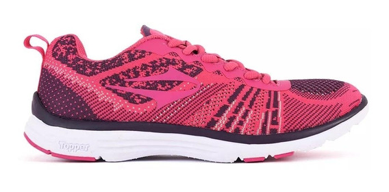 Topper Zapatilla Running Mujer Lady Point