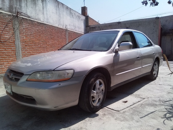 Honda Accord 1998 2.3 Ex-r Sedan L4 Tela Abs Cd Mt
