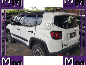 Sucata Retirada Peças Jeep Renegade 2.0 16v Diesel 2017/2018