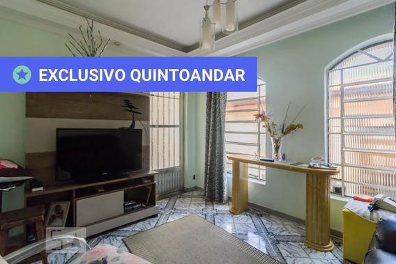Casa Com 3 Dormitórios E 1 Garagem - Id: 892952755 - 252755