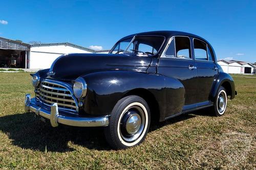 Morris Oxford 1951 51 - Original Antigo