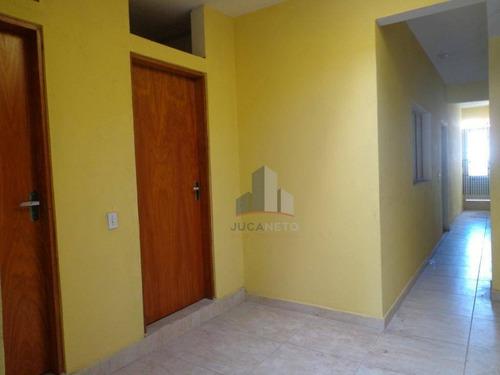 Sala Para Alugar, 35 M² Por R$ 1.200/mês - Jardim Zaira - Mauá/sp - Sa0203