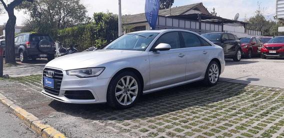2013 Audi A6 2.0 Tfsi Multitronic S-line Como Nuevo!!