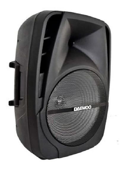 Bocina Amplificada 15puLG Micrófono Baf-d-dw1532bt Daewoo