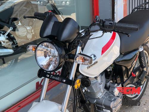 Zanella Rx 150 Z7 - Global Motor's Corrientes