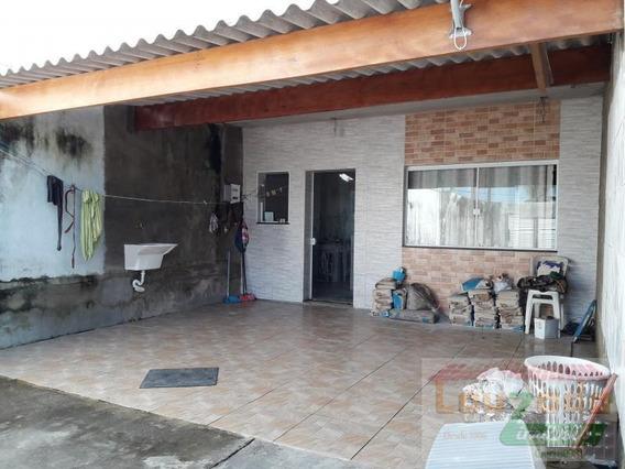Casa Para Venda Em Peruíbe, Jardim Ribamar, 1 Dormitório, 1 Suíte, 5 Vagas - 2488