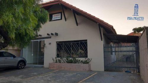Imagem 1 de 25 de Casa À Venda, 133 M² Por R$ 750.000,00 - Nova Paulínia - Paulínia/sp - Ca2481
