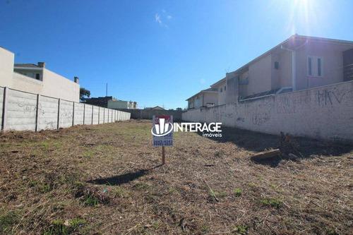 Imagem 1 de 12 de Terreno À Venda, 520 M² Por R$ 520.000,00 - Santa Felicidade - Curitiba/pr - Te0323