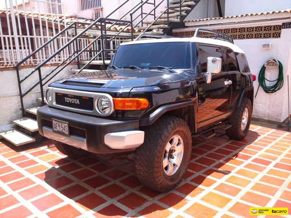 Toyota Fj Sport Wagon