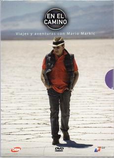 Dvd Triple 1 Temporada Mario Markic En El Camino Musicanoba