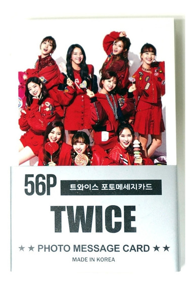 Twice Photocards Set X 56 [importadas] Xsr (phwa)