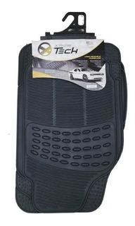 Alfombra Para Carro Universal 3 Piezas De Goma Xtreme Tech