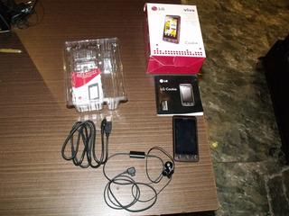 Lg Kp570q - Kp570 - 3.0mp C Zoom 2px Mp3 Player Desbloqueado