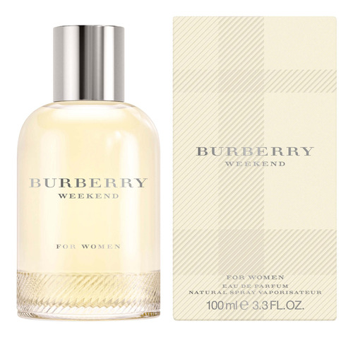 Perfume Importado Mujer Burberry Weekend Edp 100ml