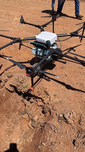 Drone Pulverização Dji Agras Mg1-p
