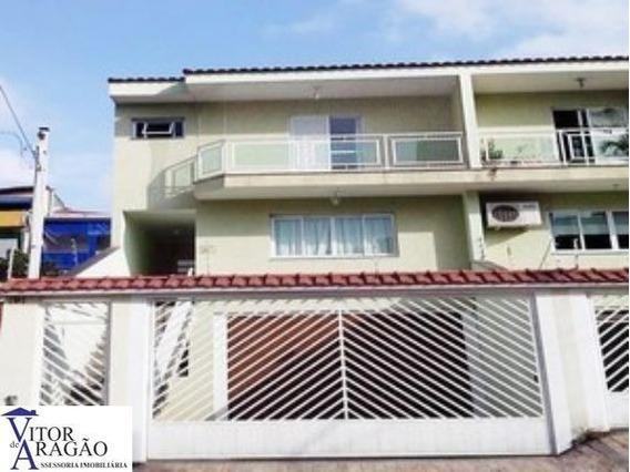 91666 - Sobrado 3 Dorms. (2 Suítes), Água Fria - São Paulo/sp - 91666