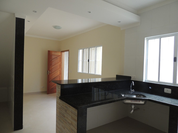 Casa Com 2 Quartos À Venda,60 M2 Por R$ 198.000,00