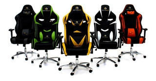 Sillas Gamer Warrior Ergonomicas 180°