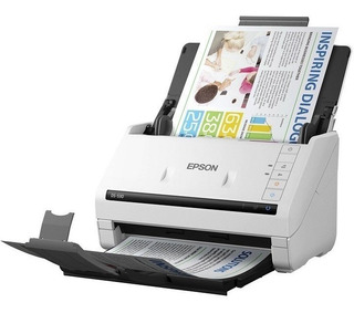 Escanner Epson Ds-530 35ppm Doble Cara Usb 3.0 Business