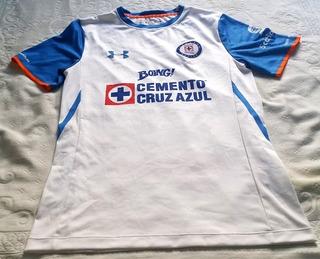 Camisa Cruz Azul México Under Armour 2015
