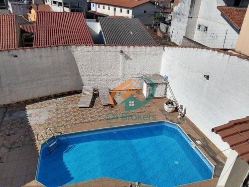 Imagem 1 de 22 de Sobrado Com 3 Dormitórios À Venda, 483 M² Por R$ 670.000,00 - Cidade Martins - Guarulhos/sp - So0357