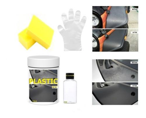 Kit Reparador De Plásticos Gastados,secos,no Se Sale