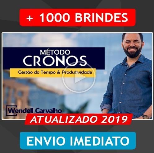 Metodo Cronos 2019 + Ciclo Da Maestria 2019 + Super Bonus