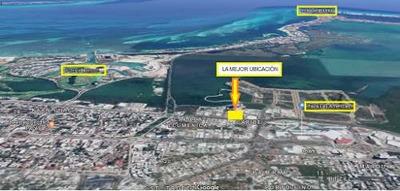 Oficina Nueva En Renta Ubicado En Zona Céntrica De Cancún. Modelo. O-808