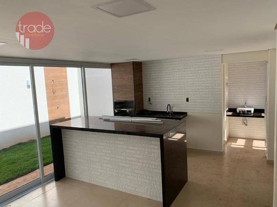 Casa Com 3 Dormitórios Para Alugar, 103 M² Por R$ 3.100/mês - Vila Do Golf - Ribeirão Preto/sp - Ca2921