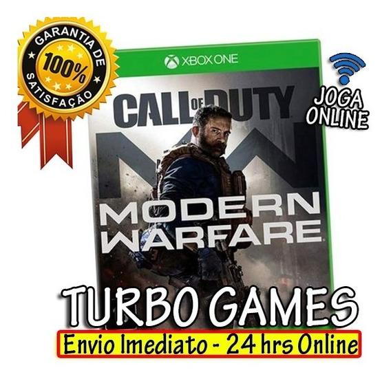 Call Of Duty Modern Warfare Xbox One + Brinde
