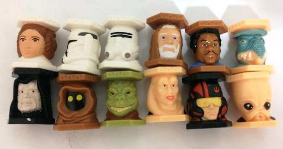 Abatons Star Wars - 12 Abatons Coloridos